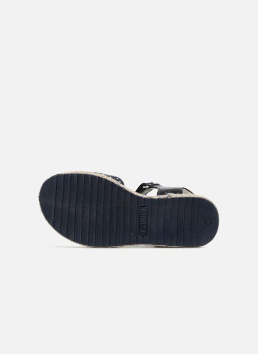 Sandales et nu-pieds Primigi Klara Bleu vue haut