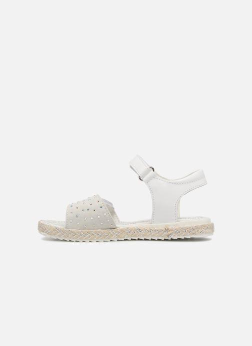 Sandales et nu-pieds Primigi Klara Blanc vue face
