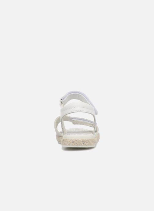 Sandales et nu-pieds Primigi Klara Blanc vue droite