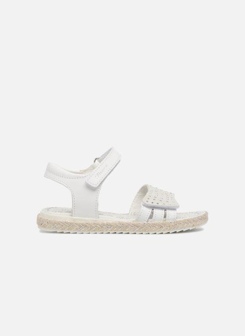 Sandales et nu-pieds Primigi Klara Blanc vue derrière