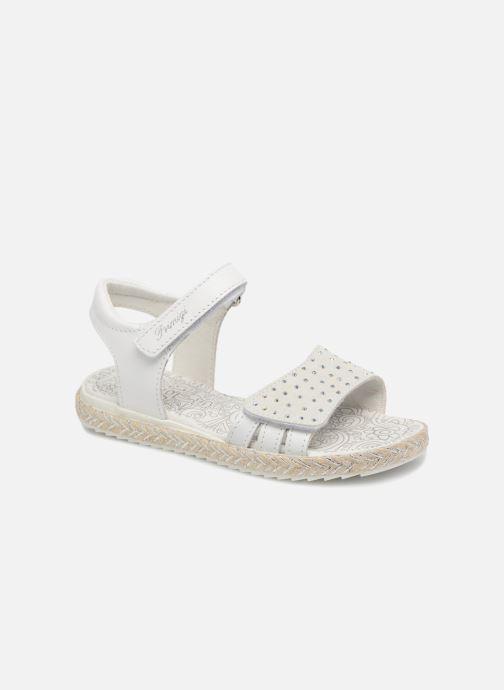 Sandales et nu-pieds Primigi Klara Blanc vue détail/paire