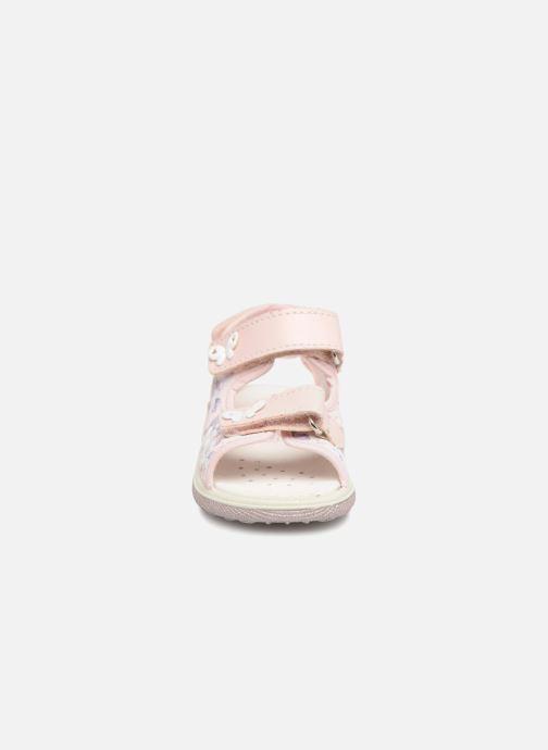 Sandales et nu-pieds Primigi Clemente Rose vue portées chaussures