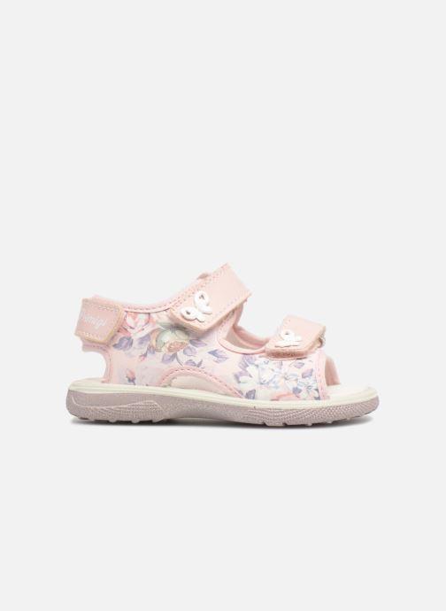 Sandales et nu-pieds Primigi Clemente Rose vue derrière