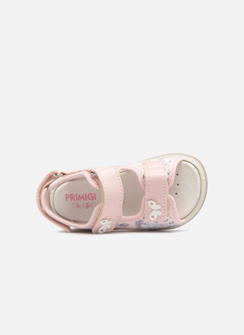 Sandales et nu-pieds Primigi Clemente Rose vue gauche