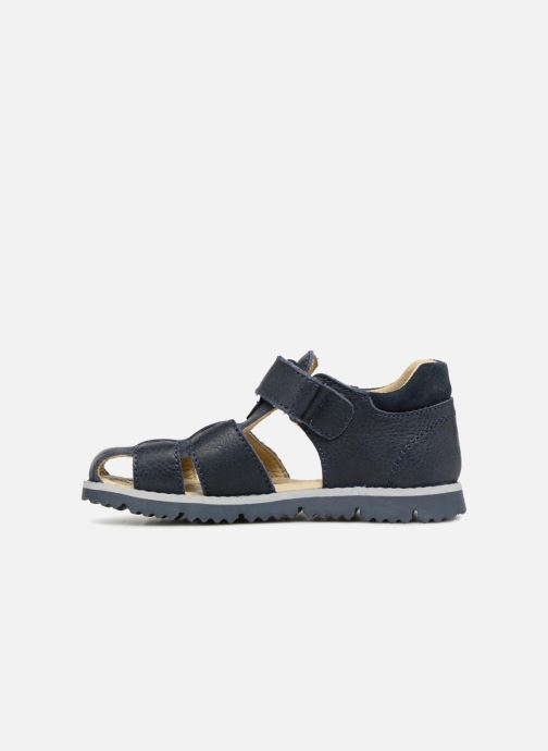 Sandales et nu-pieds Primigi Sabino Bleu vue face