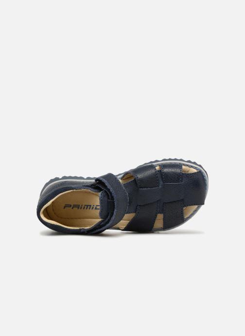 Sandales et nu-pieds Primigi Sabino Bleu vue gauche