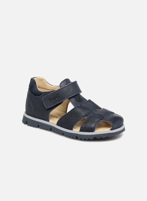Sandales et nu-pieds Primigi Sabino Bleu vue détail/paire