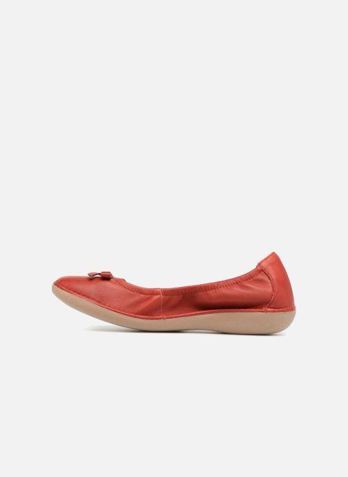 Ballerina's TBS Macash--F7G76 Rood voorkant