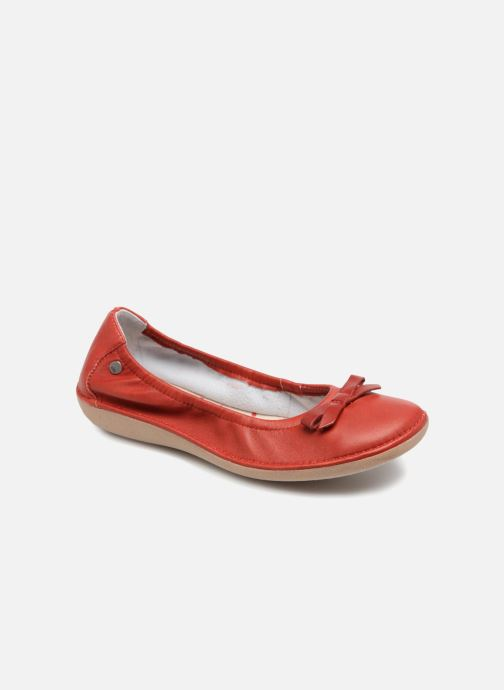 Ballerinas TBS Macash--F7G76 rot detaillierte ansicht/modell