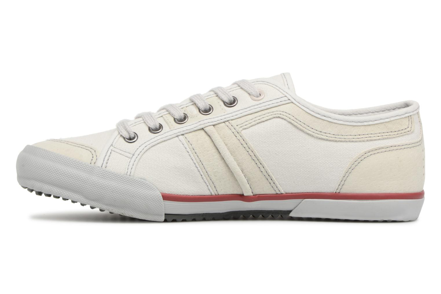 Trainers TBS Edgard-8097 White front view