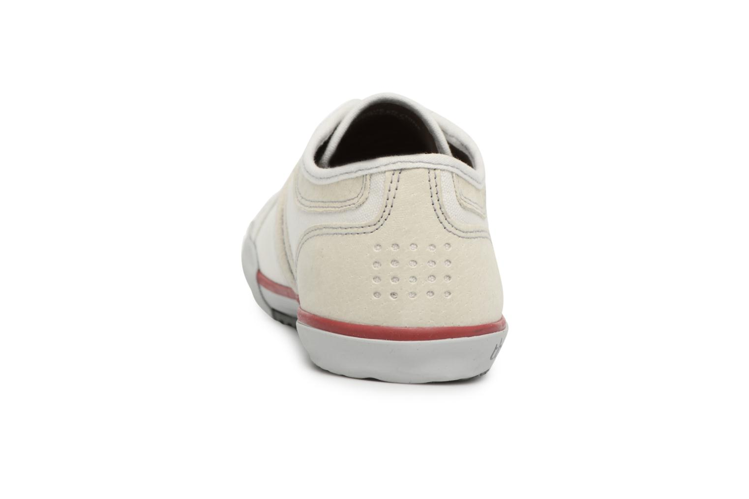 Trainers TBS Edgard-8097 White view from the right