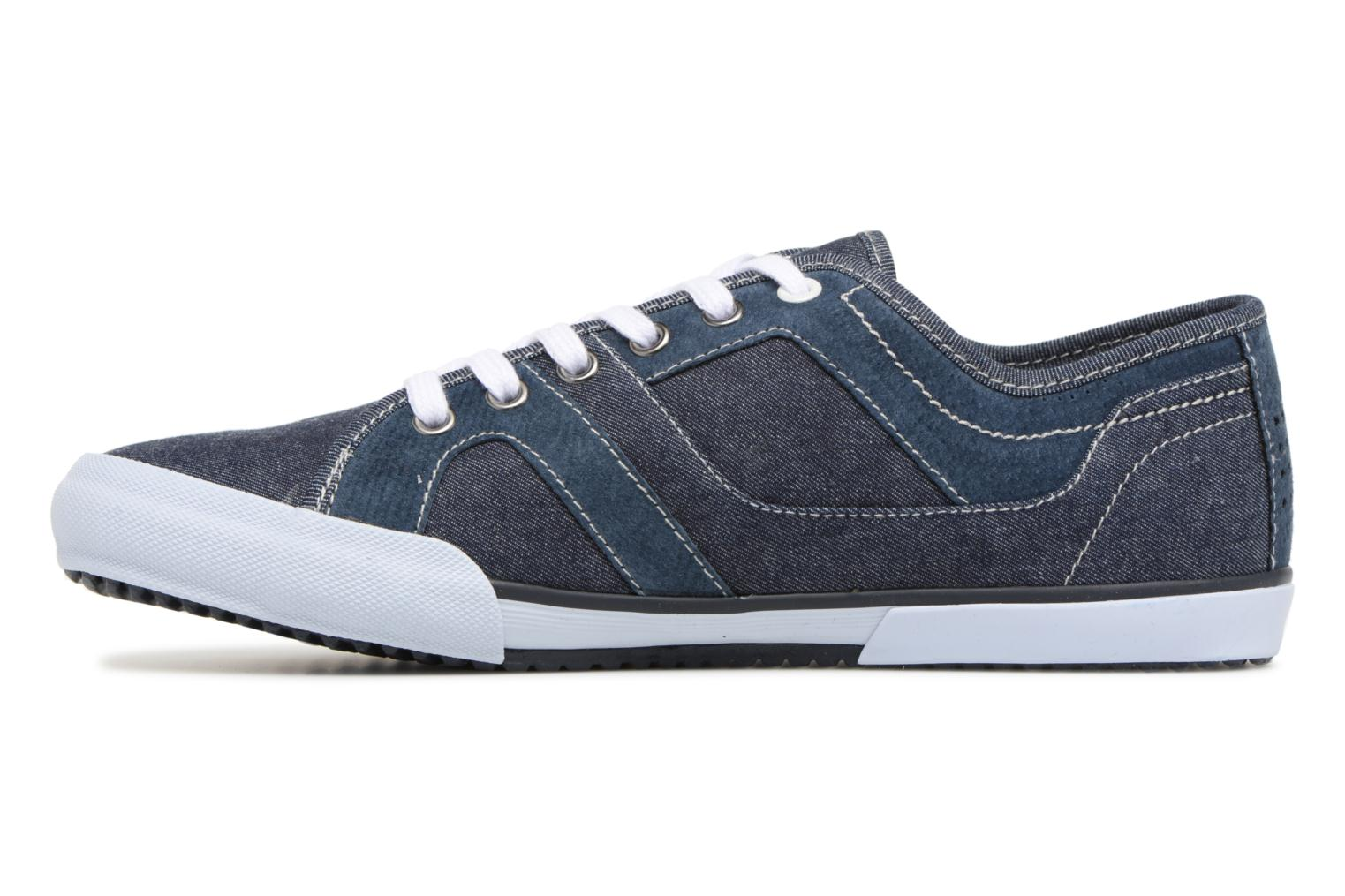 Trainers TBS Elliass-U8062 Blue front view