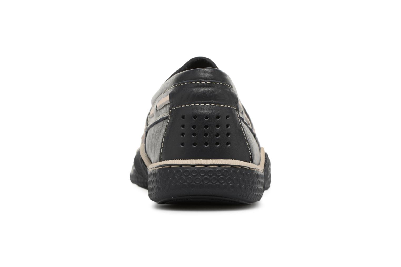 Chaussures à lacets TBS Globek--B8D12 Bleu vue droite