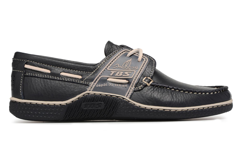 Chaussures à lacets TBS Globek--B8D12 Bleu vue derrière