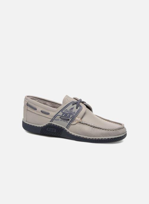 f0b0d82b0c5 TBS Globek (Gris) - Chaussures à lacets chez Sarenza (322458)