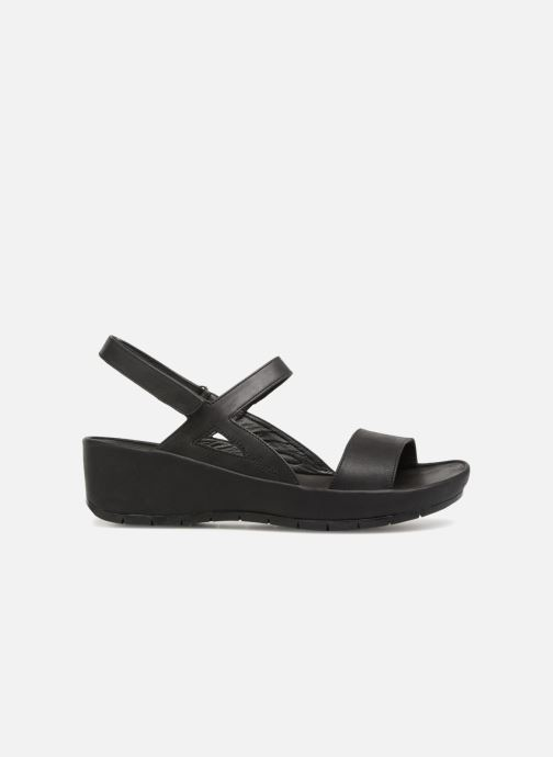 Sandals TBS Louloup-A7004 Black back view