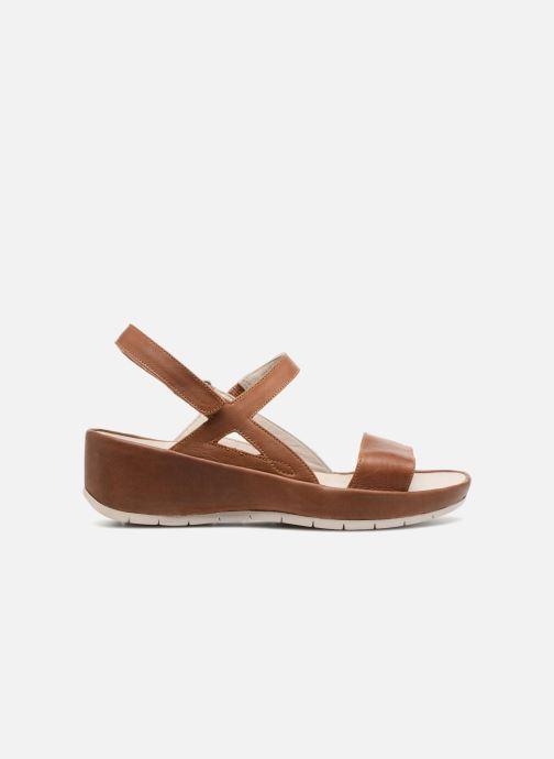 Sandali e scarpe aperte TBS Louloup-A7146 Marrone immagine posteriore