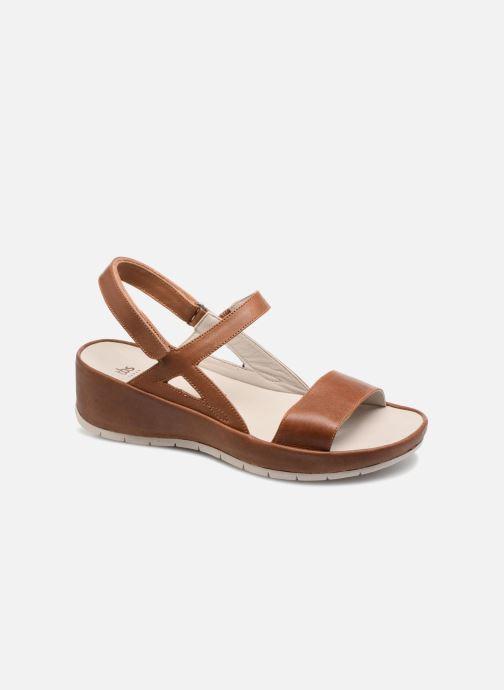 Sandales et nu-pieds TBS Louloup-A7146 Marron vue détail/paire