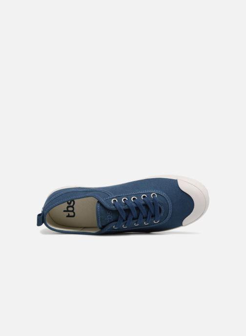 Sneakers TBS Pernick-T7022 Azzurro immagine sinistra