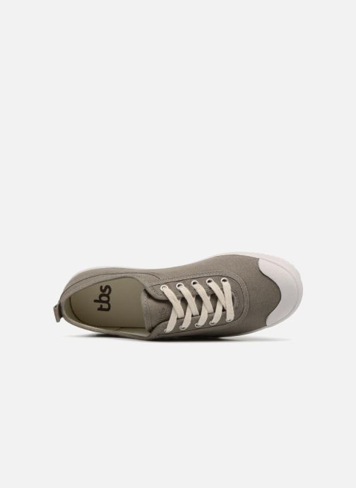 Sneakers TBS Pernick-T7091 Verde immagine sinistra