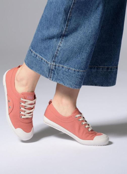 Sneakers TBS Pernick-T7306 Pink se forneden