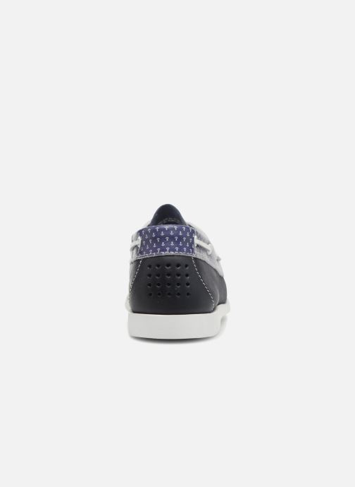 Chaussures à lacets TBS Pietra--L7032 Bleu vue droite
