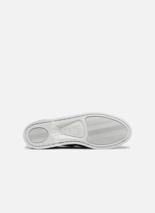 Chaussures à lacets TBS Pietra--L7032 Bleu vue haut