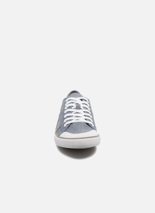 Baskets TBS Violay--V7122 Gris vue portées chaussures