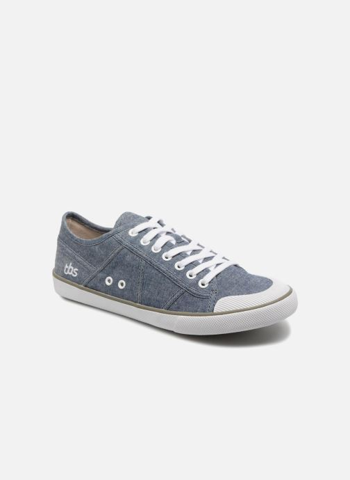 Baskets TBS Violay--V7122 Gris vue détail/paire
