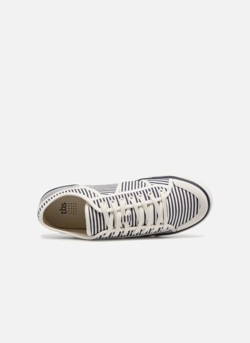 Sneakers TBS Violay--X7C97 Bianco immagine sinistra