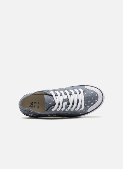 Sneakers TBS Violay--Y7122 Grigio immagine sinistra