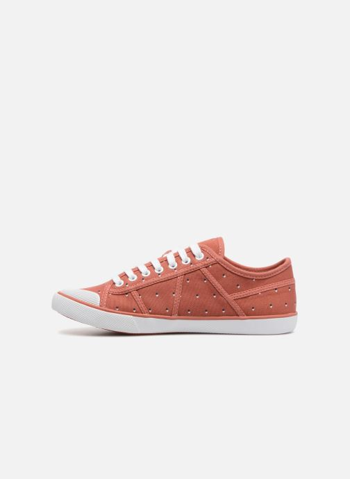 Sneakers TBS Violay--Z7446 Rosso immagine frontale