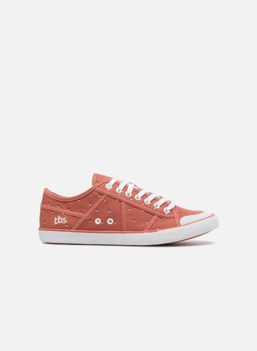 Sneakers TBS Violay--Z7446 Rosso immagine posteriore