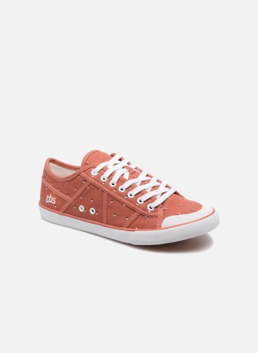 Sneakers TBS Violay--Z7446 Rosso vedi dettaglio/paio