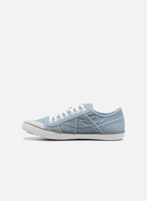 Sneakers TBS Violay--R7102 Azzurro immagine frontale