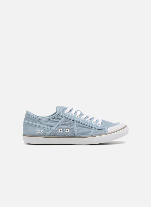 Sneakers TBS Violay--R7102 Azzurro immagine posteriore