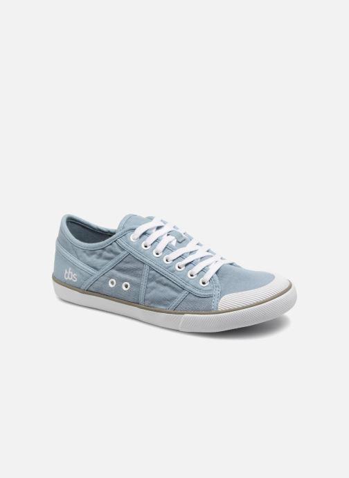 Sneakers TBS Violay--R7102 Azzurro vedi dettaglio/paio