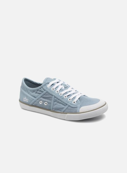 Sneaker TBS Violay--R7102 blau detaillierte ansicht/modell