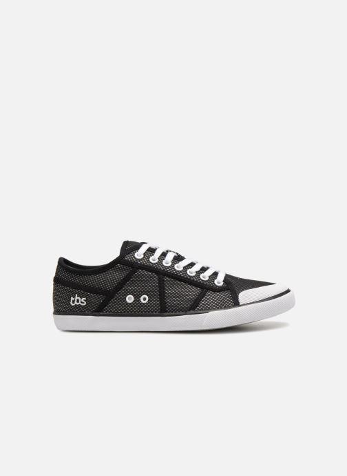 Sneaker TBS Violay--R7102 schwarz ansicht von hinten