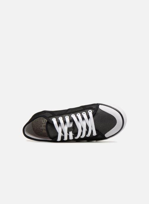 Sneaker TBS Violay--R7102 schwarz ansicht von links
