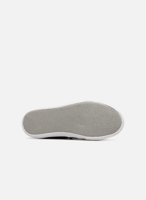 Sneaker TBS Violay--R7102 schwarz ansicht von oben