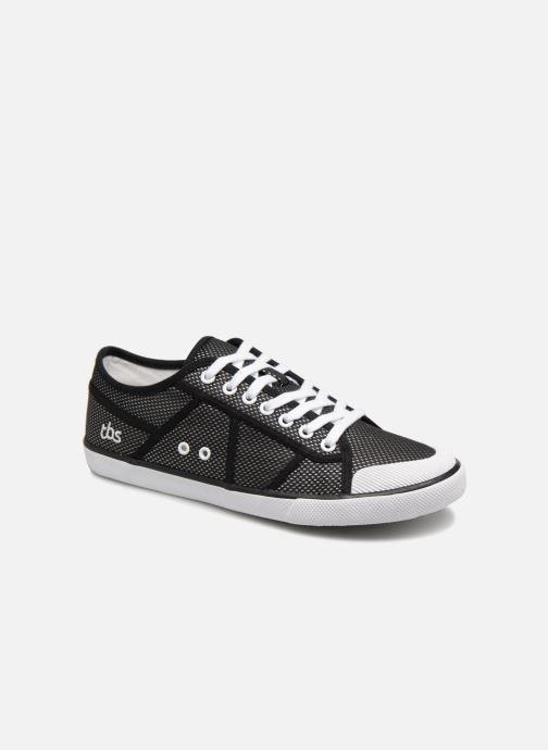 Sneaker TBS Violay--R7102 schwarz detaillierte ansicht/modell