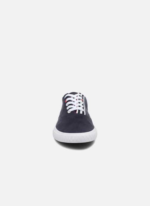 Sneakers TBS Polshoe-Q8032 Azzurro modello indossato