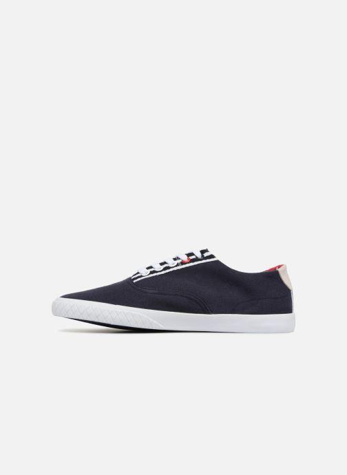 Sneakers TBS Polshoe-Q8032 Azzurro immagine frontale