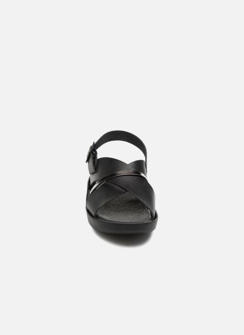 Sandales et nu-pieds TBS Nymphea-A7D34 Noir vue portées chaussures