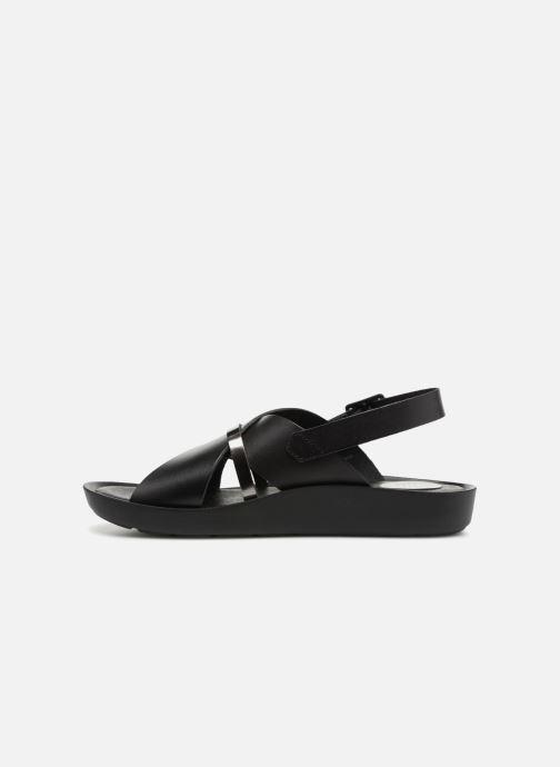 Sandales et nu-pieds TBS Nymphea-A7D34 Noir vue face