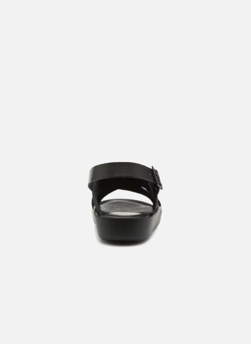 Sandales et nu-pieds TBS Nymphea-A7D34 Noir vue droite