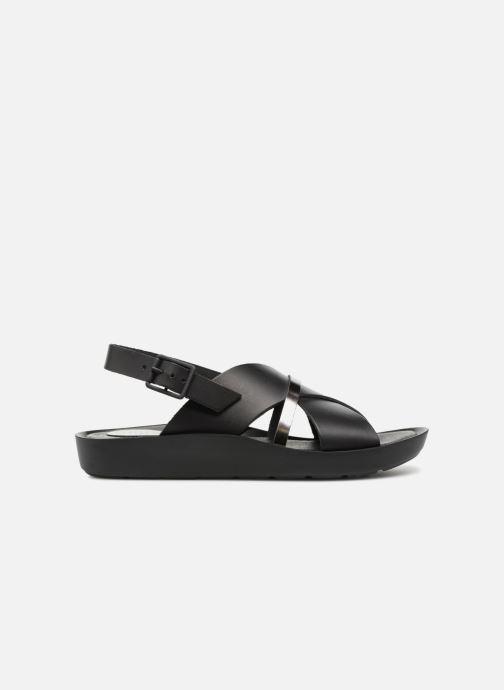 Sandales et nu-pieds TBS Nymphea-A7D34 Noir vue derrière