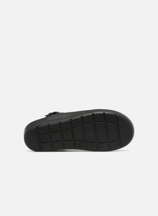 Sandales et nu-pieds TBS Nymphea-A7D34 Noir vue haut