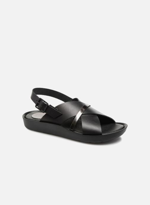 Sandales et nu-pieds TBS Nymphea-A7D34 Noir vue détail/paire